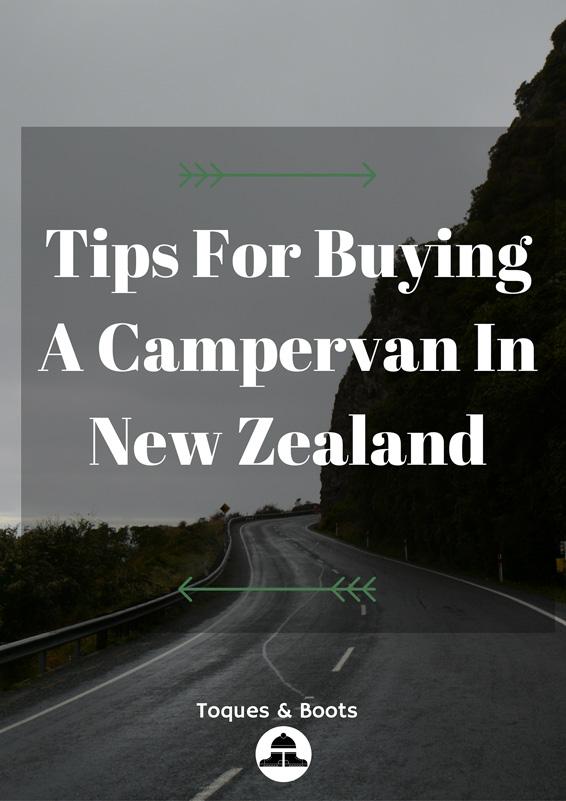 buying a campervan