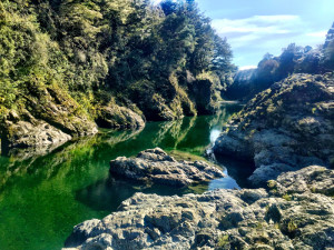 Pelorous River, New zealand south island lord of the rings locations