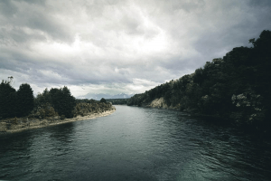 River Anduin New Zealand South Island