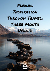 It's time the younger generation Found their own Success and Inspiration Through Travelling.