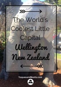The World's Coolest Little Capital, Wellington New Zealand