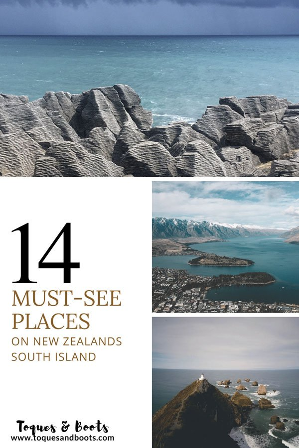 New Zealands South Island is a spectacular area of the country with so many different things to see, these are 14 places you absolutely must-see.