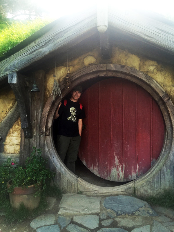 Exposing ourselves to life: Visiting Hobbiton