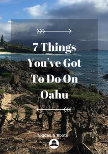 7 things youve got to do on oahu