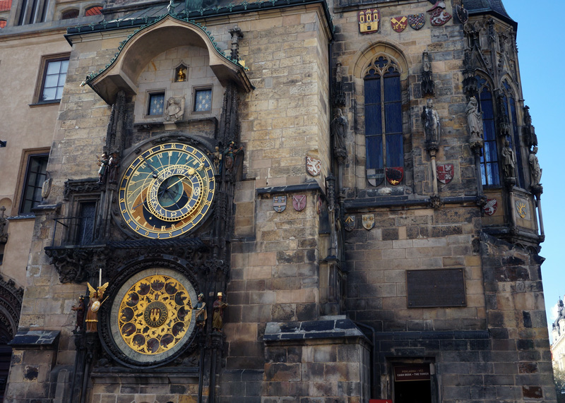Prague Astronomical Clock - things to do in prague