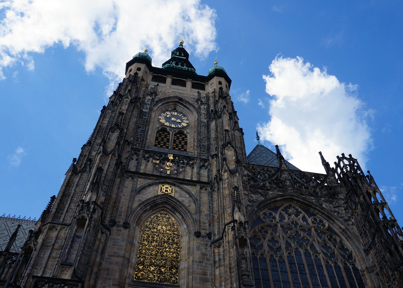 Vitus Cathedral Prague - things to do in prague