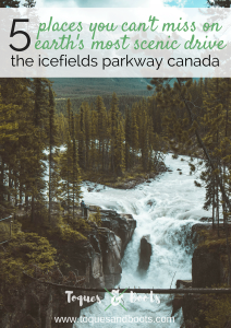 The Icefields Parkway has been labelled one of the Most Beautiful Drives in the World! Make the most out of it but visiting these 5 spots!