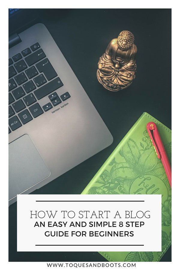 Always wanted to blog but don't know how to start a blog? This step-by-step guide will lead you through how to start a blog the easy way!