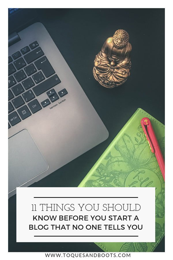 Starting a blog and upkeeping it dedication and there will be bumps in the road, these 11 things to know before starting a blog will help avoid some bumps.