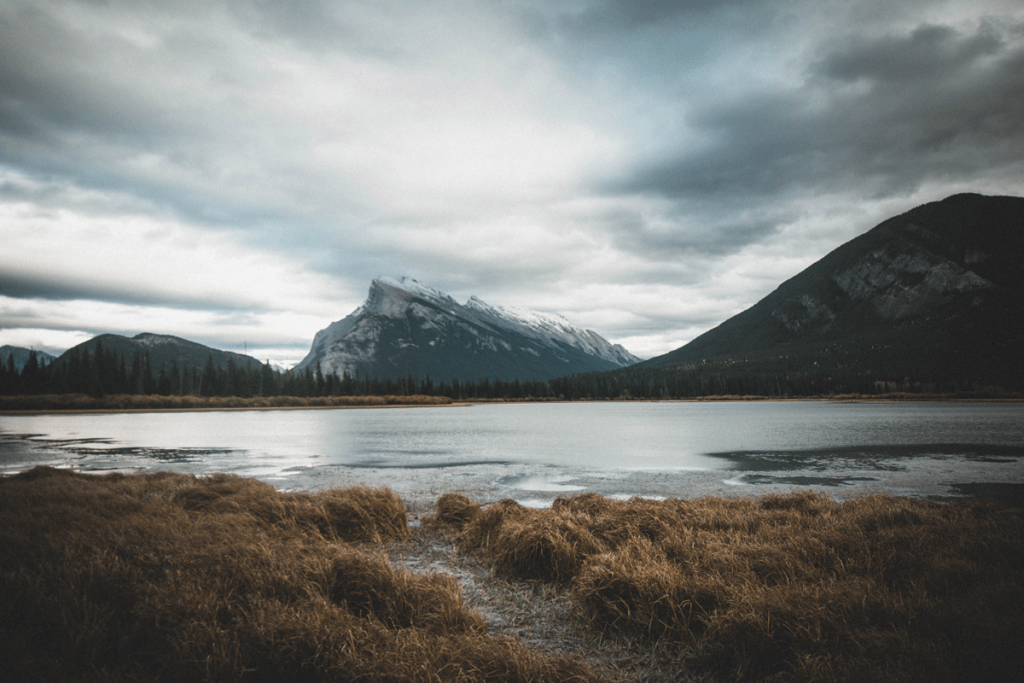 Vermillion Lakes Banff National Park
