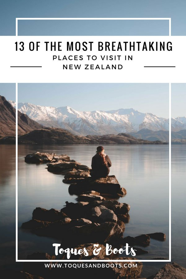 These are the top 10 more breathing taking places to visit in New Zealand. They're also the top places to visit in New Zealand you'll never regret seeing.