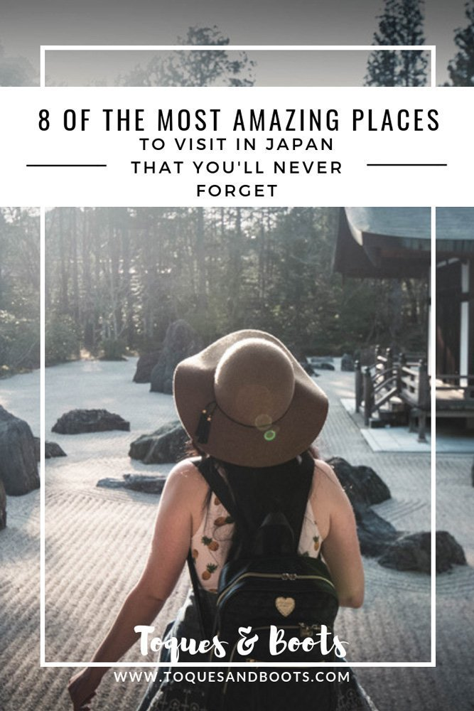 From Tokyo to Osaka, there are plenty of incredible places to visit in Japan and these 8 mind-blowing places to visit in Japan only scratch the surface.